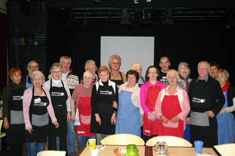 Suppenküche Wichern : Evangelische Lydia-Gemeinde Dortmund